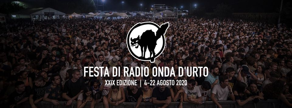 festa radio onda d'urto 2020