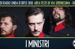 Sabato 11 agosto 2018: I Ministri.