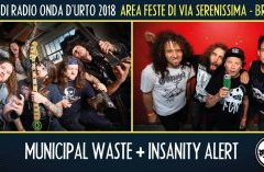 Martedì 14 agosto 2018: Municipal Waste.
